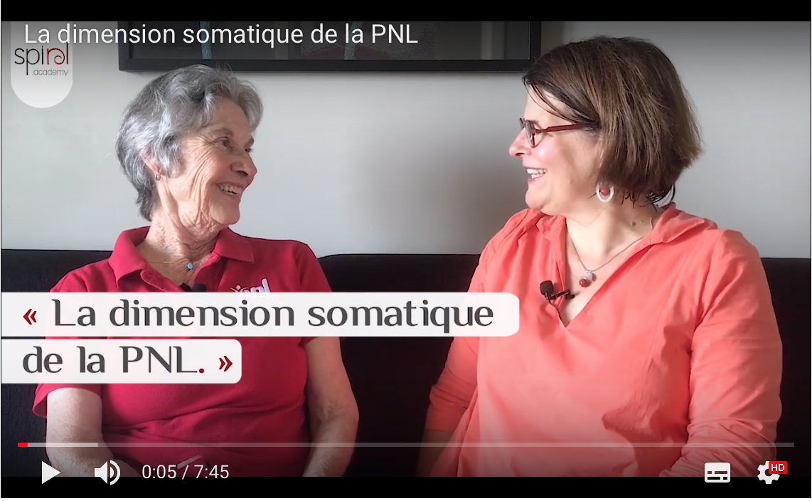 La PNL Somatique