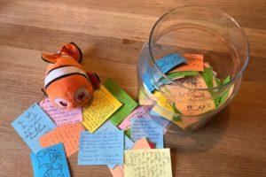 Fishes et Bocal